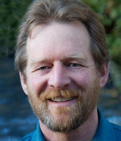 Bruce Erikson, co-owner of Mendocino Solar Service