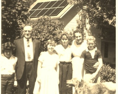 imagining solar electric systems in an earlier time
