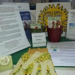 Mendocino Solar Service Information Display